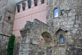 Remains of Roman Wall