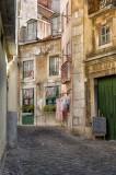 Narrow Street of the Alfama
