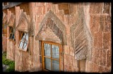 On the Grounds of Gaudi's La Sagrada Familia