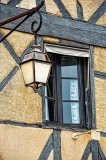 Window and lamp