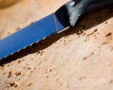 Jan 9: Blue sky bread knife