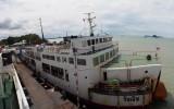 Raja Ferry Don Sak 2011
