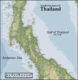 South Thailand