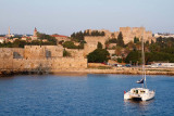 Rhodes - early morning