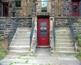 Door to Basement APT (Queen Street)
