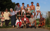 My brother and family on his 83th birthday