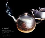 Marijuana tea....