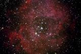 NGC2237 - The Rosette Nebula 26-Oct-2009
