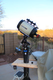 Celestron EdgeHD 1100 and the SBIG ST-8300M