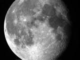 Moon in Hydrogen alpha