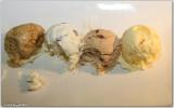 Half Eaten Ice Cream!