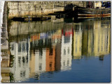 Ramsgate Harbour Reflections