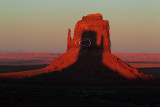 Monument Valley Sunsets - March 2011