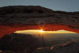 Mesa Arch Sunrise - April 2011