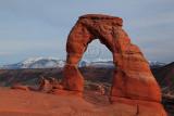 Delicate Arch - April 2011