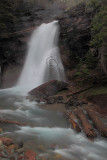 Glacier NP Waterfalls - June 2011