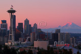 Seattle Sunrises & Sunsets - July 2011