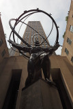 Atlas - Rockefeller Center - August 2011