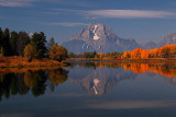 Oxbow Bend, Grand Tetons NP - Fall Colours 2011