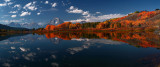 Oxbow Bend Panoramas, Grand Tetons NP - Fall 2011