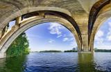 Escher's Key Bridge