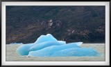 Patagonia: Ice in Grey Lake
