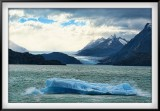 Patagonia: Grey Glacier, Lake, Wind and Ice