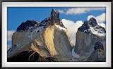 Patagonia: Granite and Metasediments on Cuernos del Paine