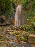 Viewing Diamond Falls from Slightly Downstream