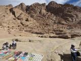 Sinai Scenery outside St. Catherines Monastery