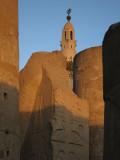 Minaret at Luxor Temple