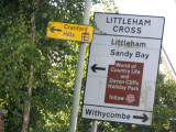Littleham Cross
