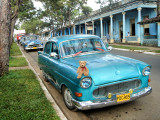 Frimpong in Cuba  - by Stefan Grün