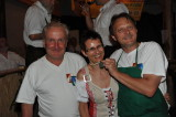 Elfi Rohorzka gratuliert