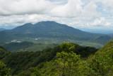 Volcan Suchitan Visto Desde el Tahual