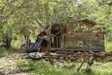 Pequeña Casa a las Afueras de la Aldea