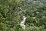 Rio Cañas a su Paso por la Aldea