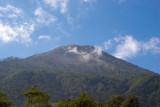 Vista del Volcan Desde la Aldea La Soledad