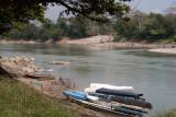 Rio Usumacinta (izquierda de la imagen, Guatemala y a la derecha Mexico)