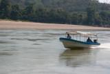 El Rio Usumacinta es Navegable por Embarcaciones de Poco Calado