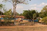 Escuela Rural en la Ruta a Bethel