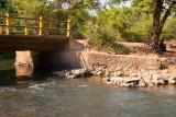 Pequeño Rio El Chorro en el Poblado de Nombre Vista Hermosa