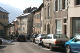 Calles Estrechas en el Centro de la Ciudad