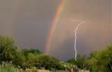 Double Rainbow Lightning