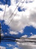 Sky Wires - Philippines