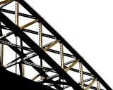 Straight Lines in a Bridge
