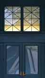 Reflections in Doors