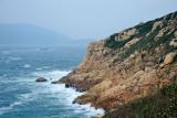 Rock Cliff at Tai Tau Chau
