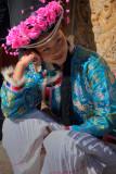 Na Xi Tribe Young Girl  ¯Ç¦è±Ú¤Ö¤k