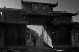 Morning At the Bai Sha (White Sand) Ancient Town ¥Õ¨F¥jÂí
